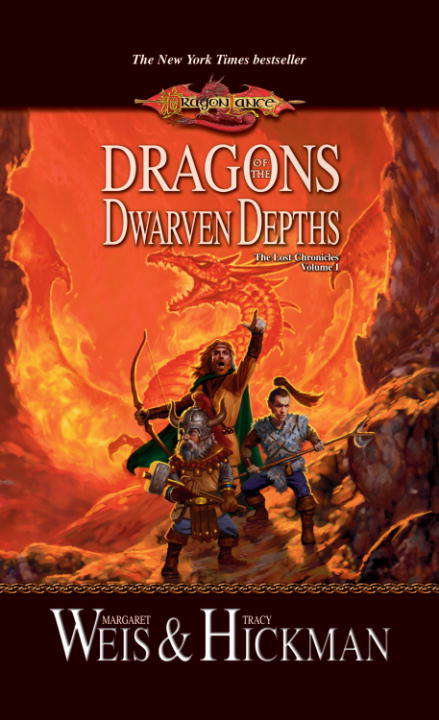 Dragons of the Dwarven Depths By: Margaret Weis,Tracy Hickman