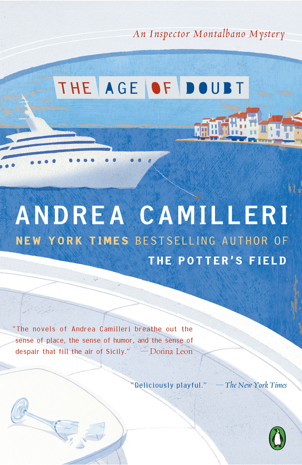 The Age of Doubt By: Andrea Camilleri