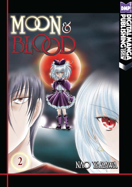 Moon and Blood By: Nao Yazawa