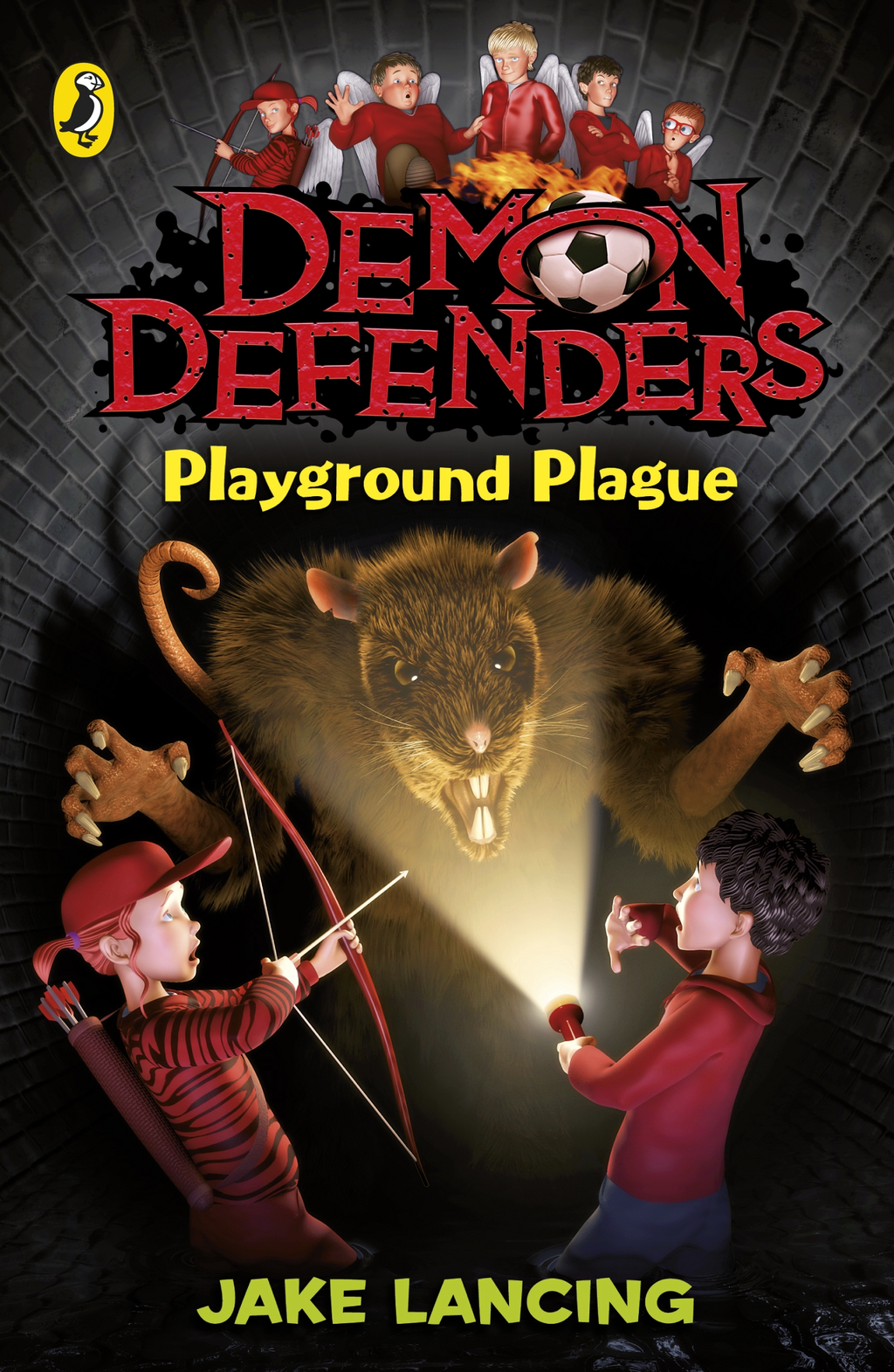 Demon Defenders: Playground Plague