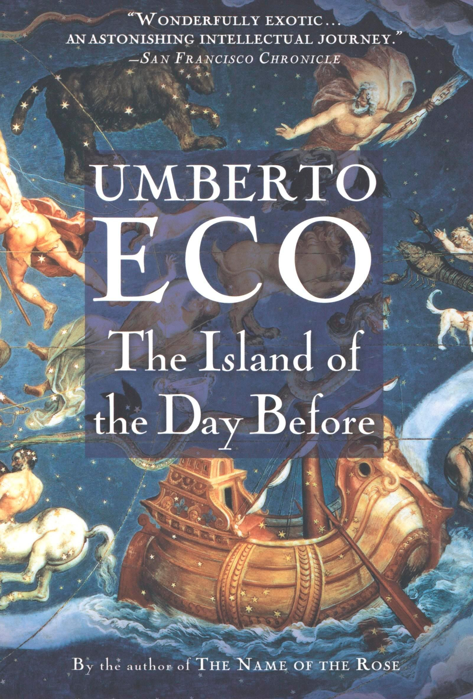 The Island of the Day Before By: Umberto Eco