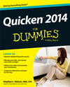 Quicken 2014 For Dummies: