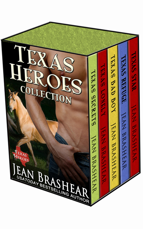 Texas Heroes Collection: Books 1-5