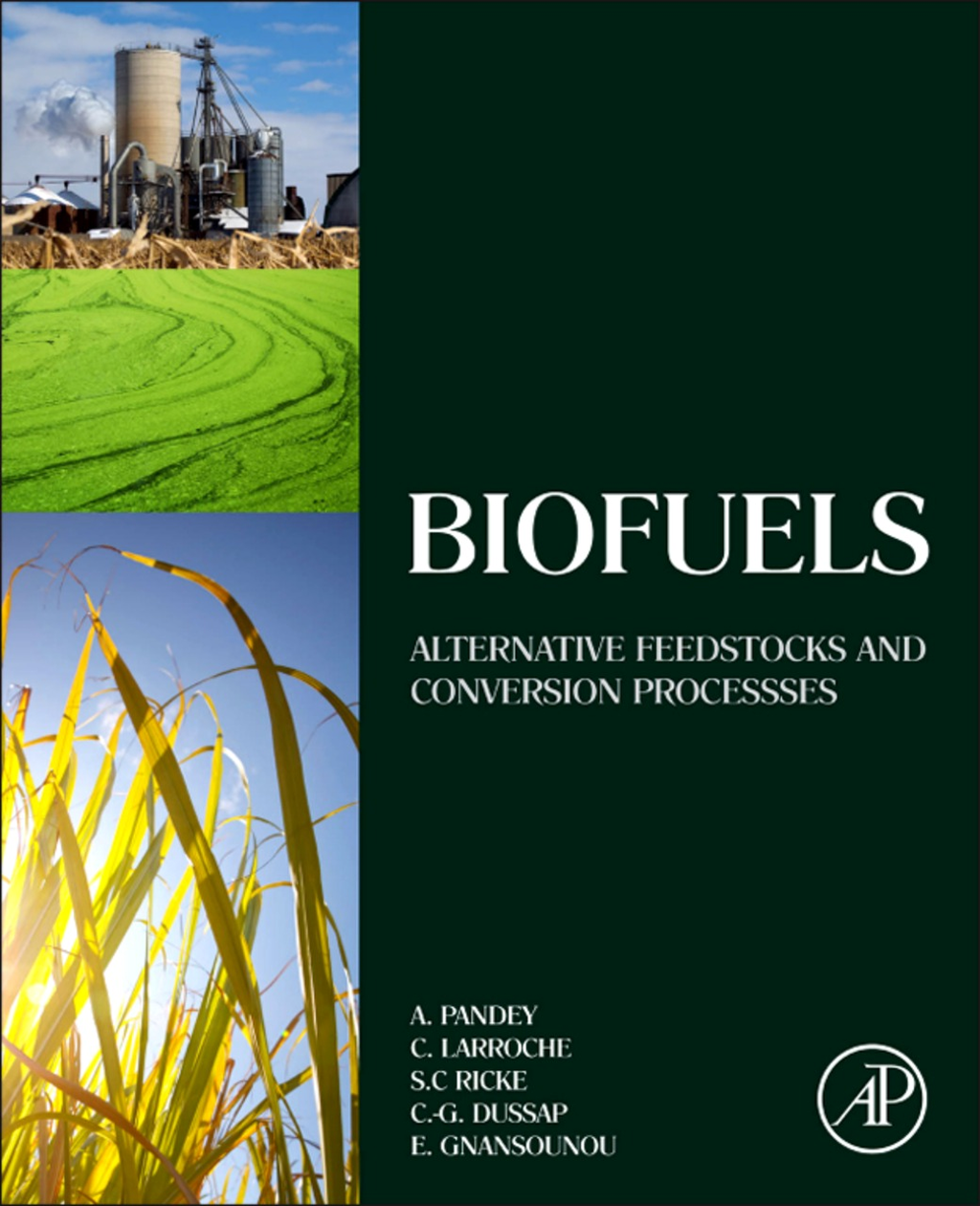 Biofuels Alternative Feedstocks and Conversion Processes