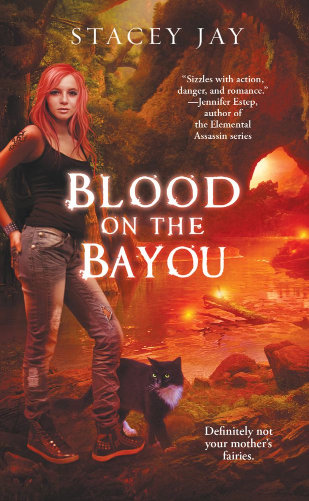 Blood on the Bayou By: Stacey Jay