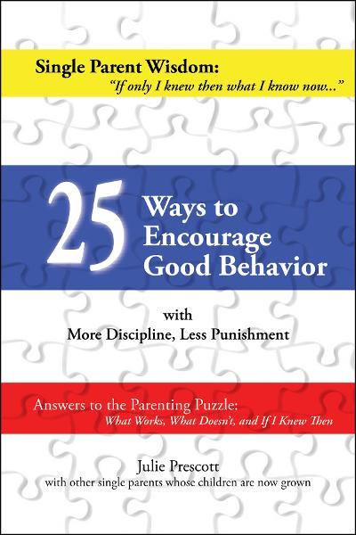 25 Ways to Encourage Good Behavior By: Julie Prescott