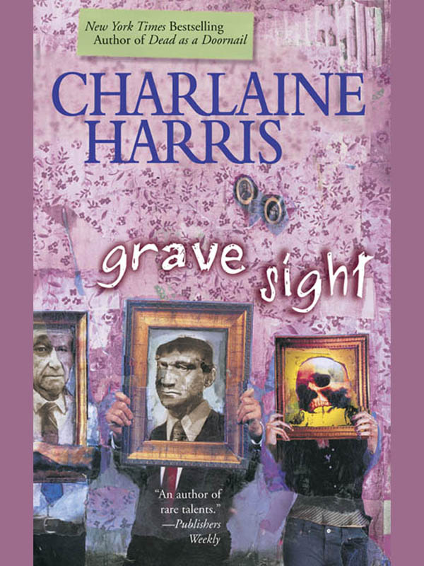 Grave Sight By: Charlaine Harris