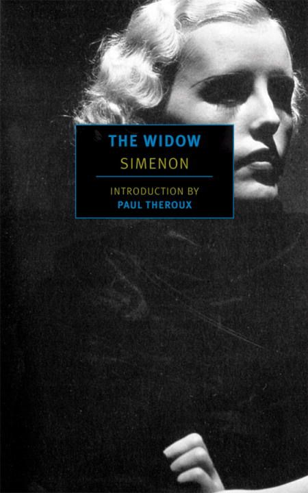 The Widow By: Georges Simenon