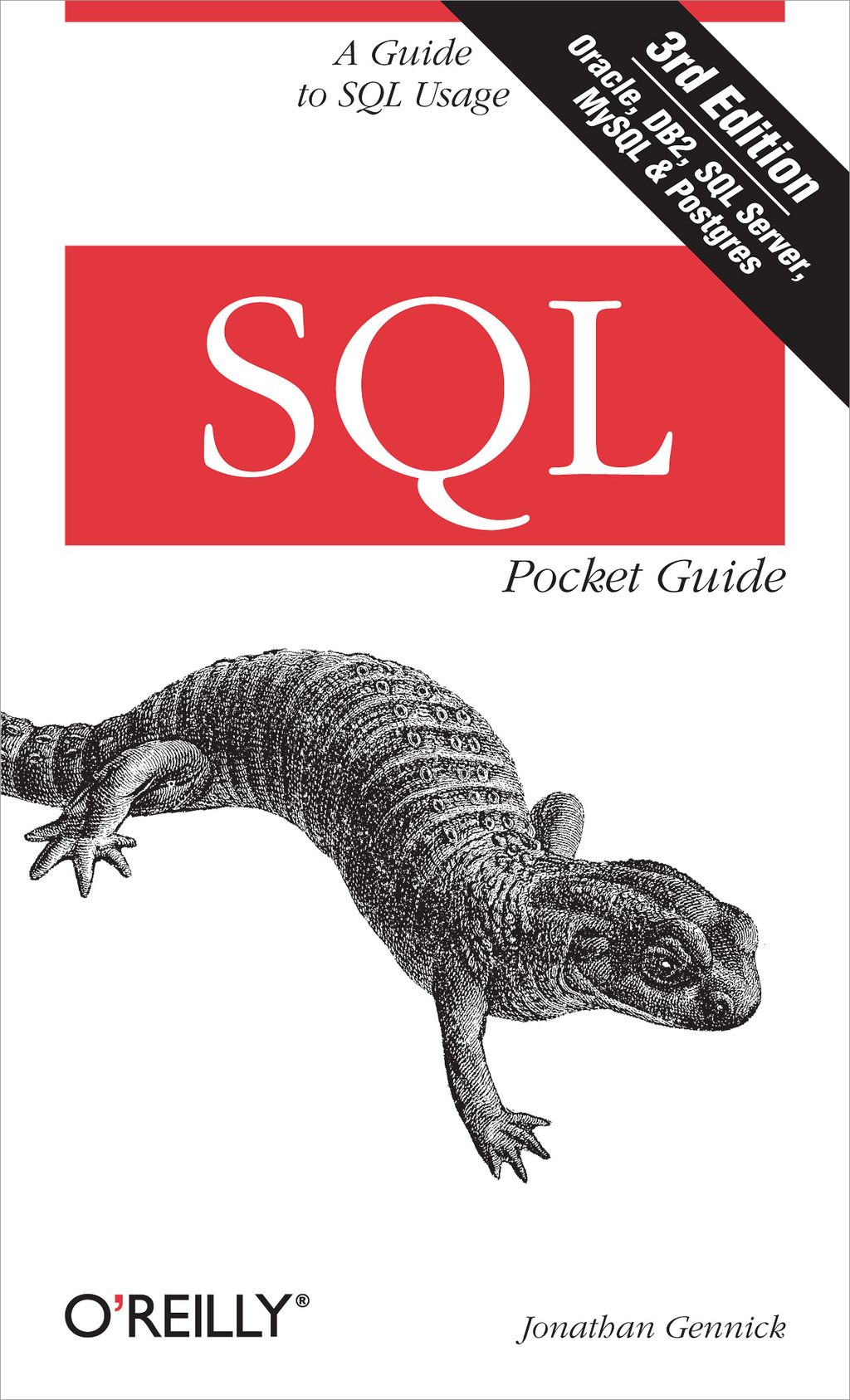 SQL Pocket Guide By: Jonathan Gennick