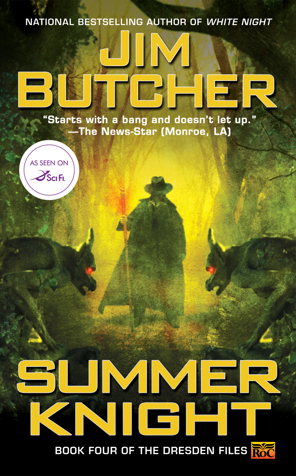 Summer Knight By: Jim Butcher