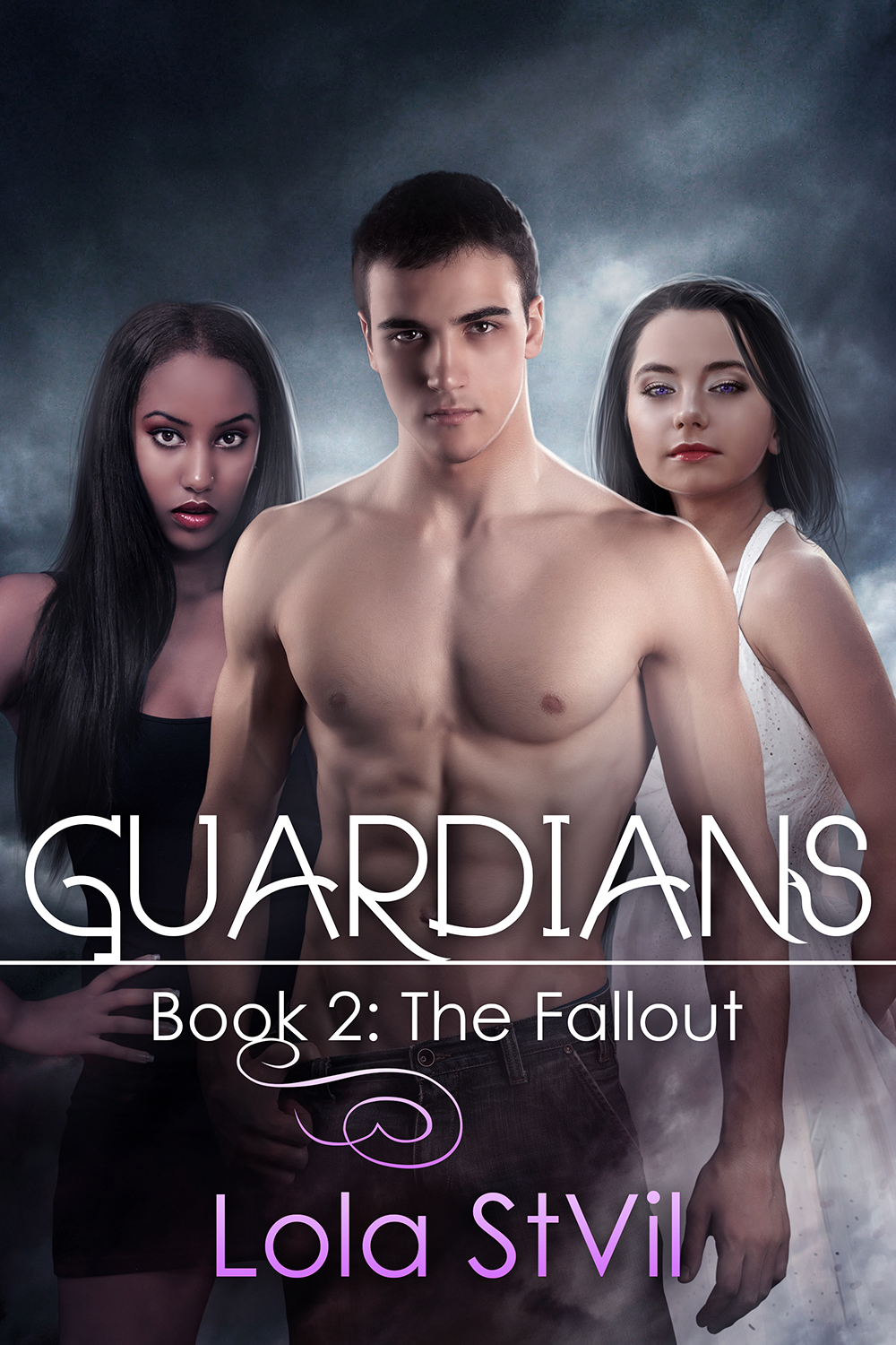 Guardians: The Fallout (The Guardians Series, Book 2) By: Lola StVil