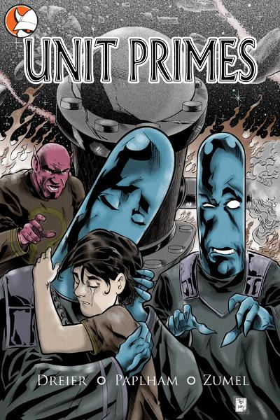 Unit Primes- Graphic Novel By: Chris Dreir, Jacob Paplham