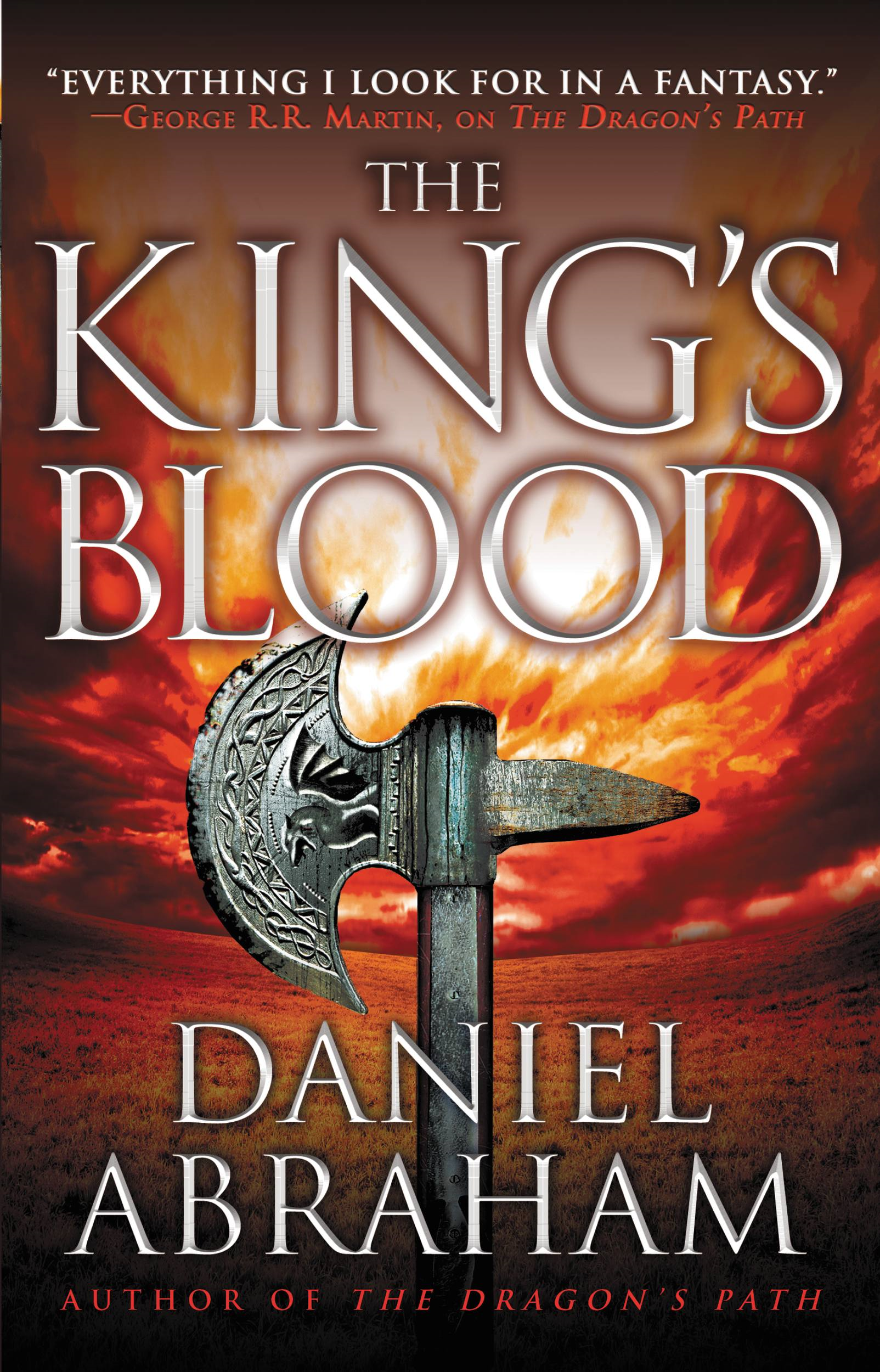The King's Blood By: Daniel Abraham
