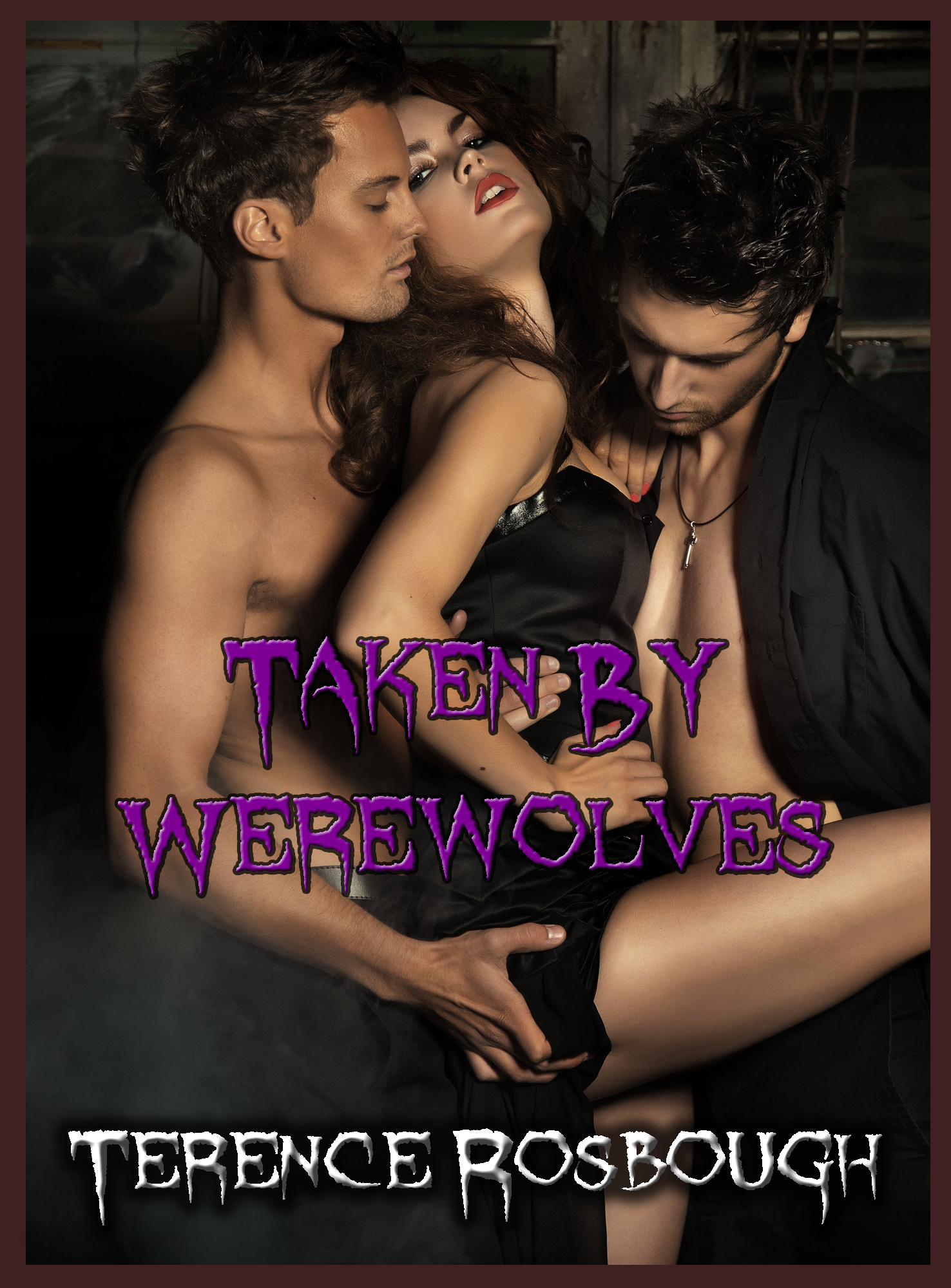 Taken By Werewolves (M/F/M Erotica)