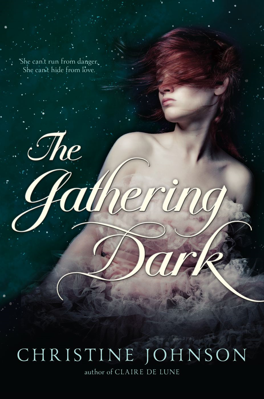 The Gathering Dark By: Christine Johnson