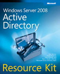 Windows Server 2008 Active Directory Resource Kit: