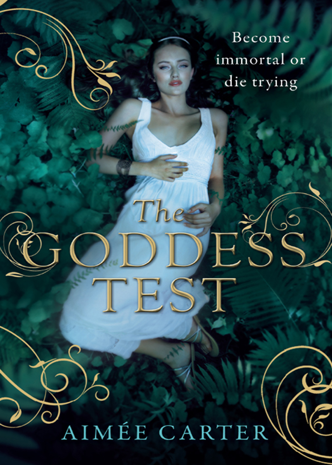 The Goddess Test (The Goddess Series - Book 1)