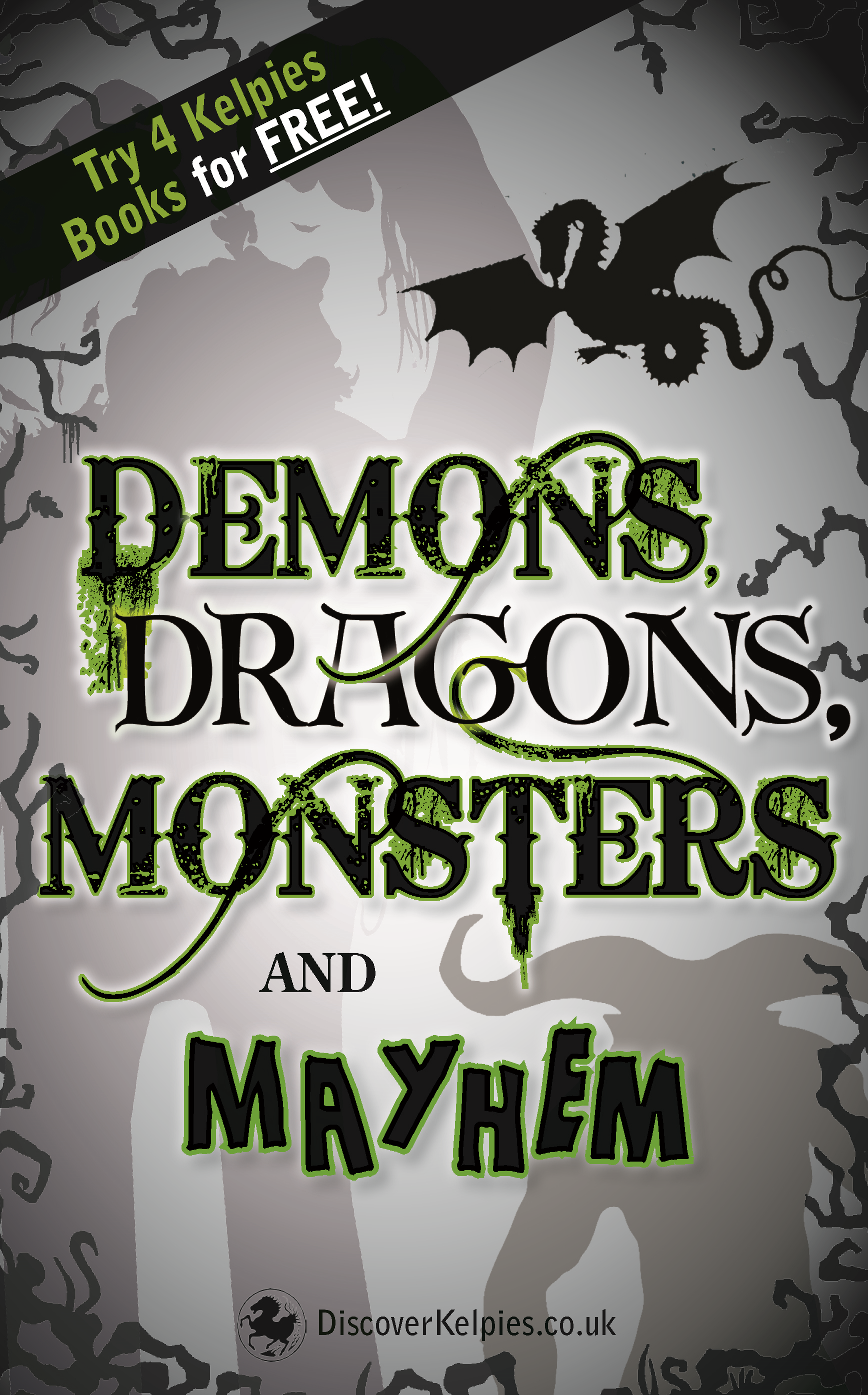 Demons, Dragons, Monsters and Mayhem