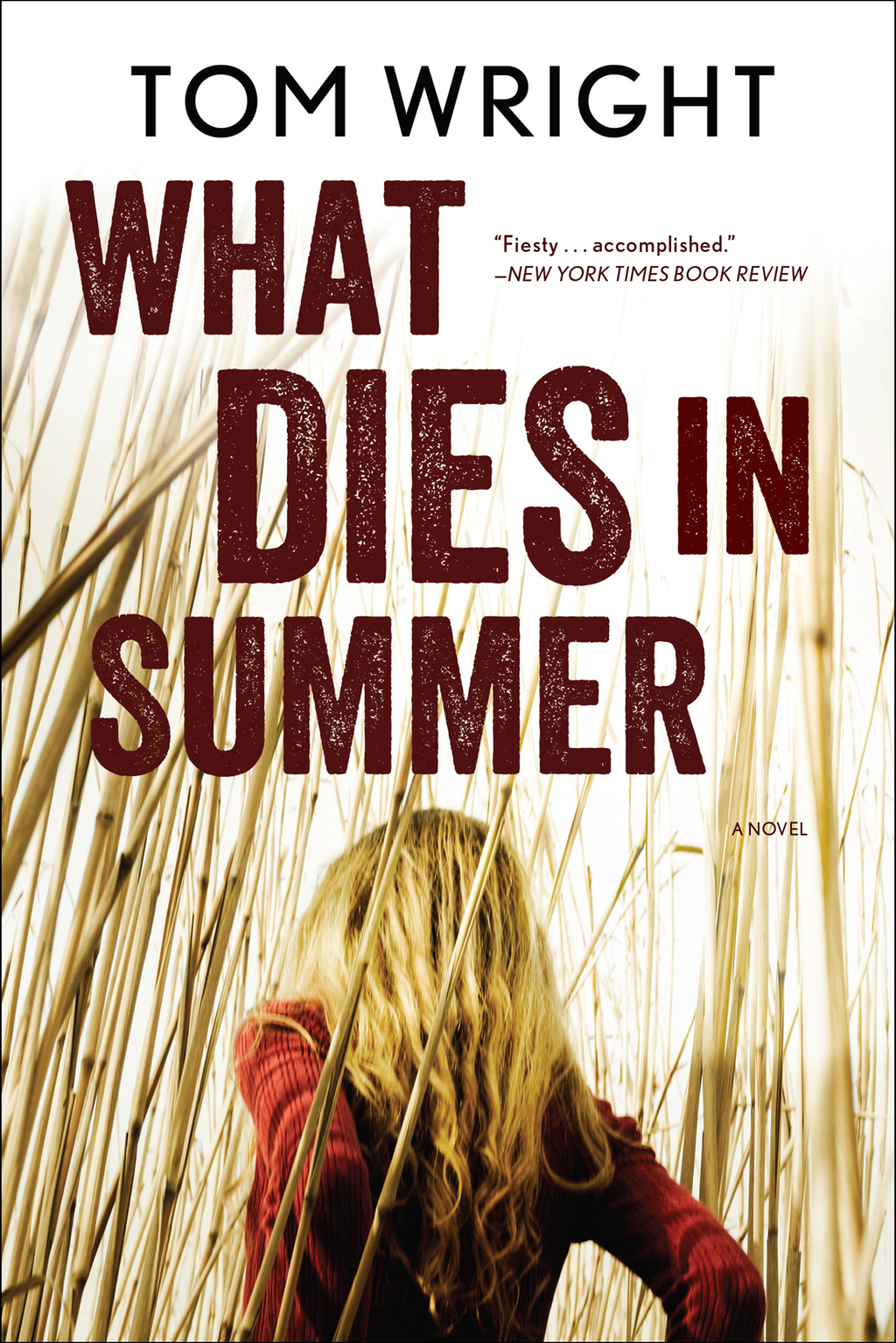 What Dies in Summer: A Novel By: Tom Wright