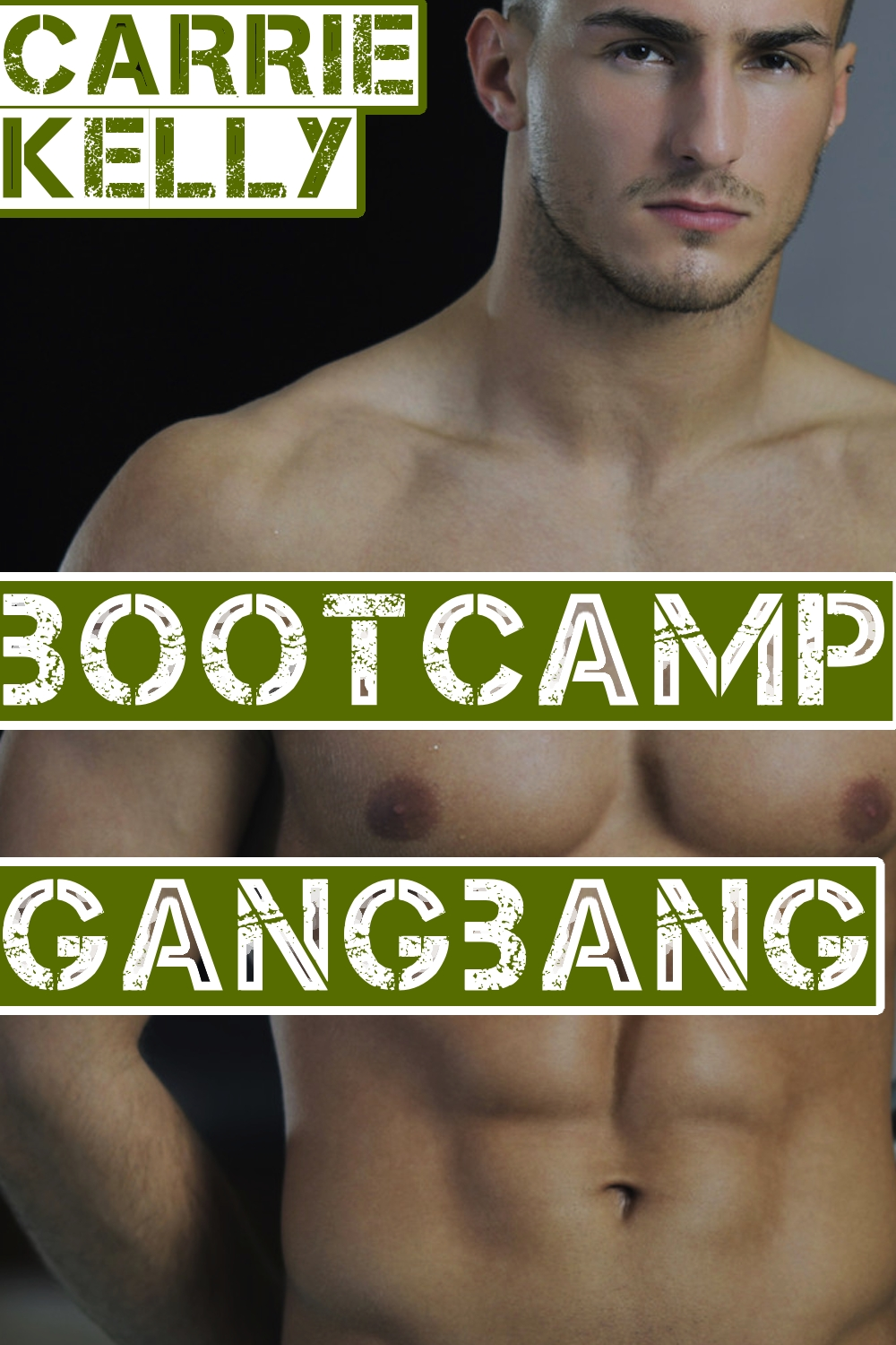 Boot Camp Gangbang By: Carrie Kelly
