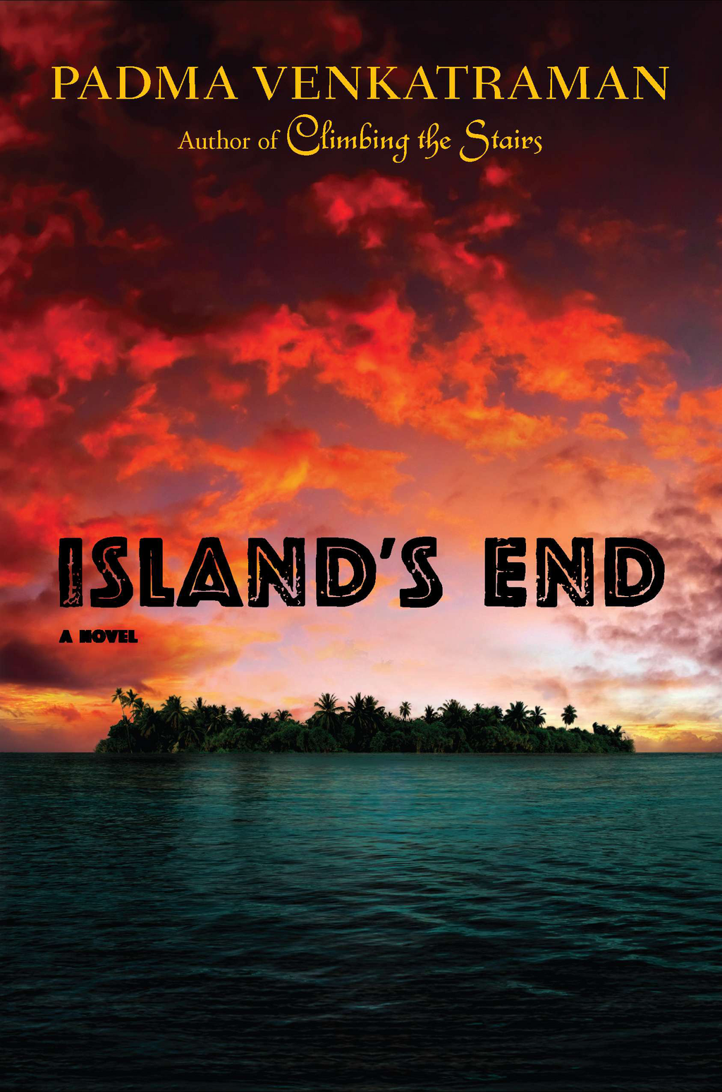 Island's End By: Padma Venkatraman