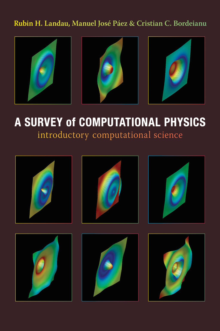 A Survey of Computational Physics Introductory Computational Science