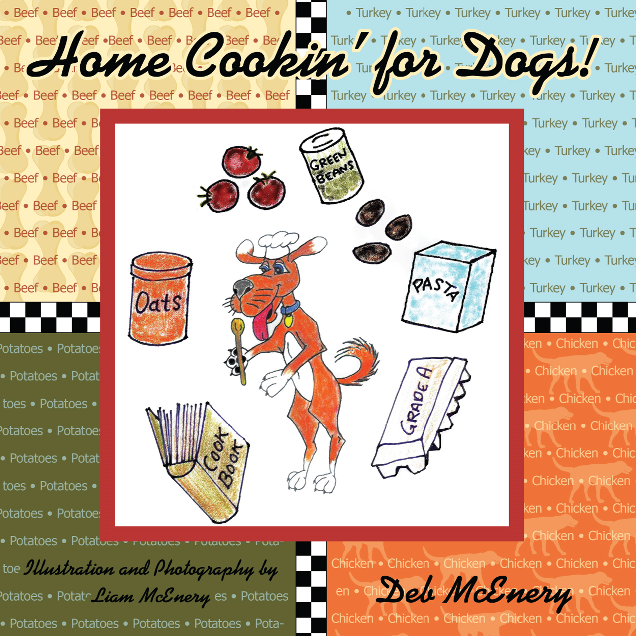 Home Cookin' for Dogs!
