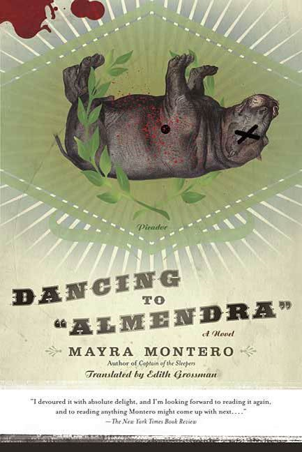 "Dancing to ""Almendra"" By: Mayra Montero"
