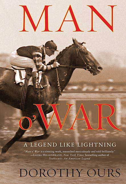 Man o' War By: Dorothy Ours