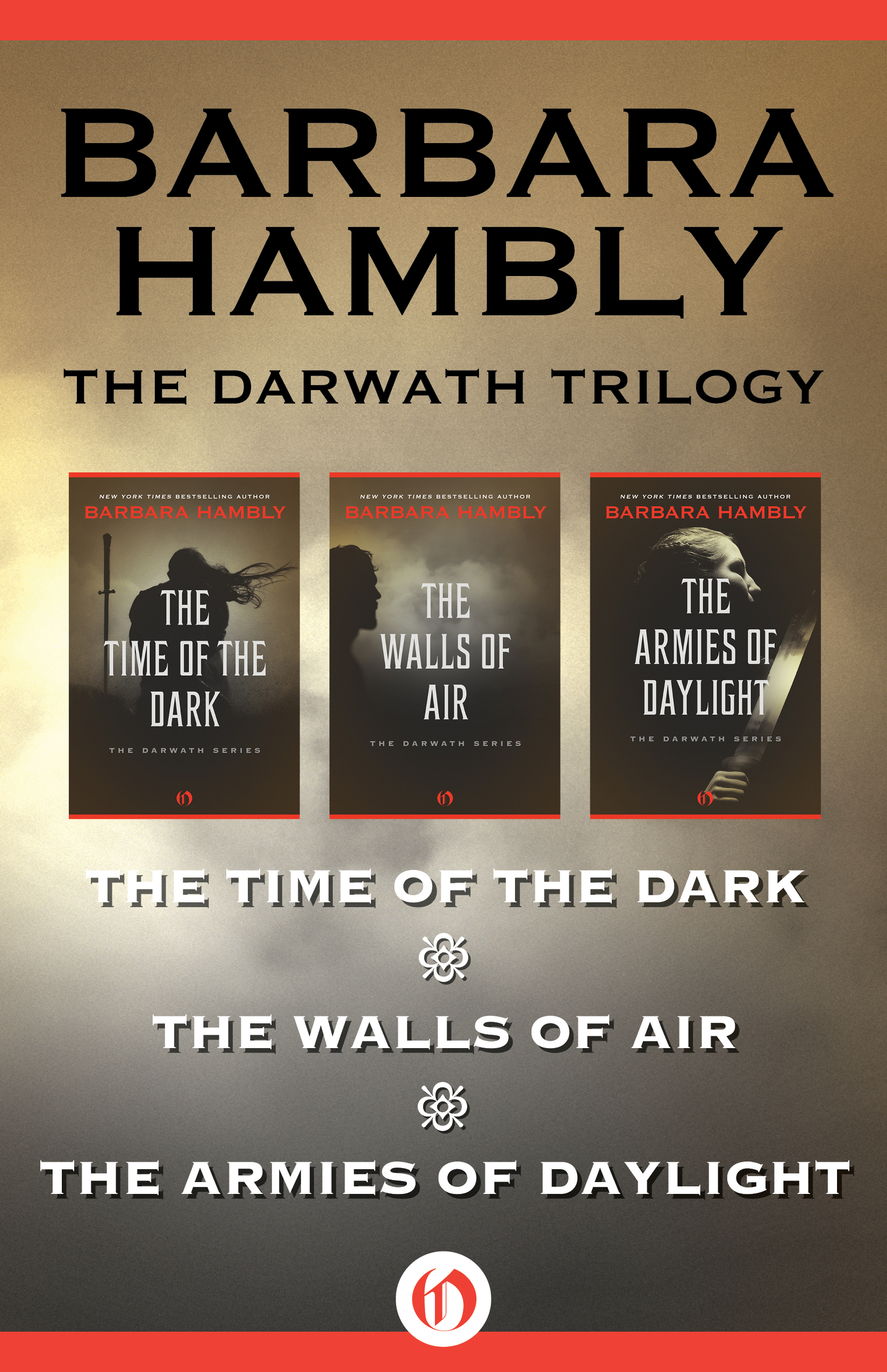 The Darwath Series By: Barbara Hambly