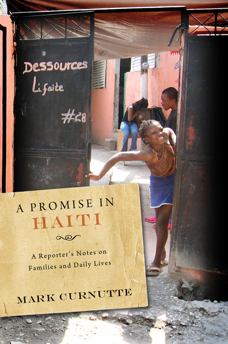 A Promise in Haiti By: Curnutte, Mark