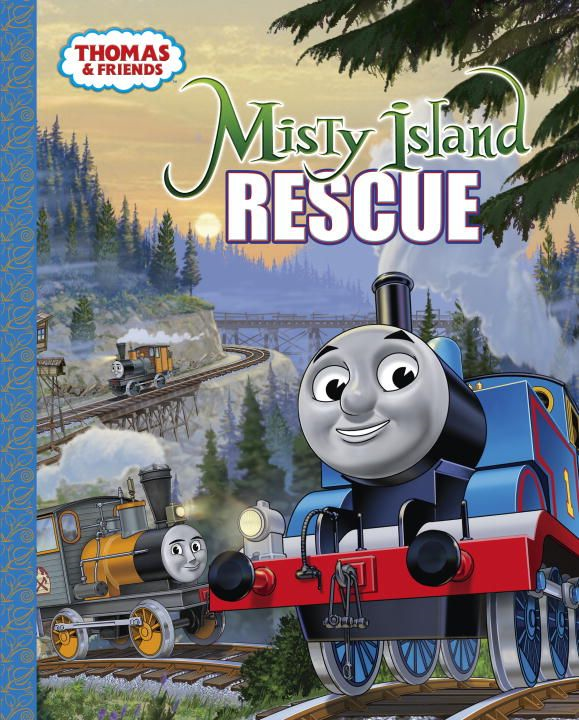 Misty Island Rescue (Thomas and Friends)