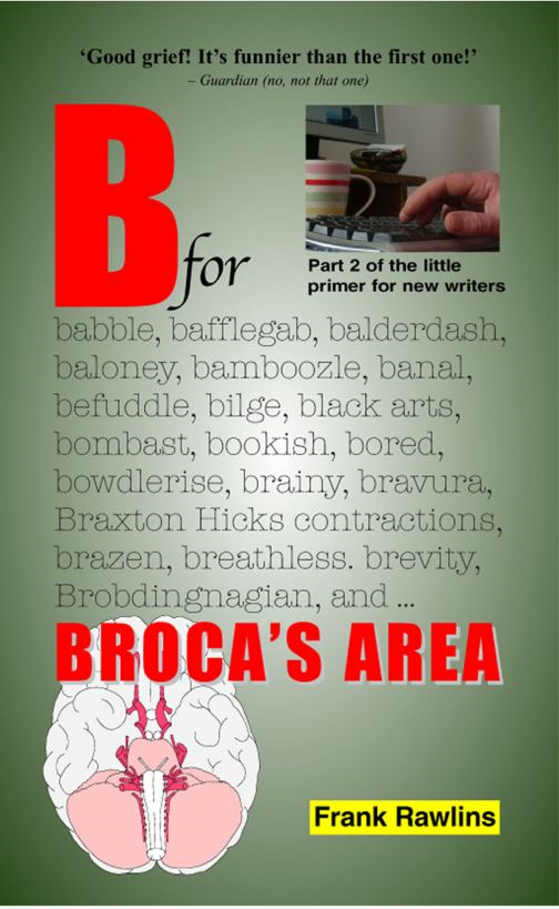 B for Broca's Area