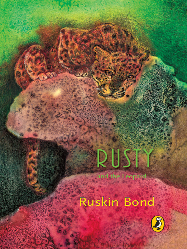 Rusty And The Leopard Vol. 3
