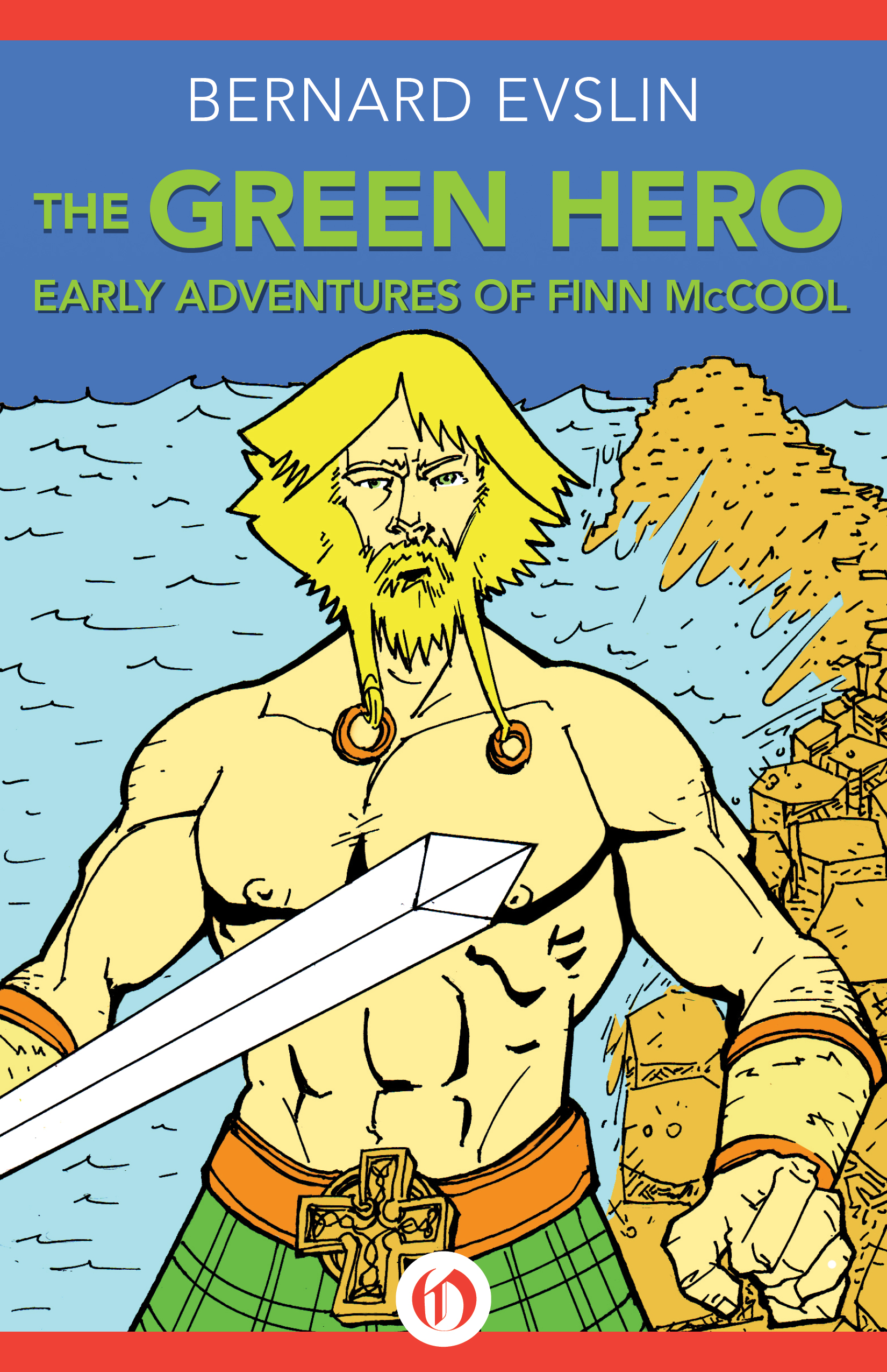 The Green Hero: Early Adventures of Finn McCool