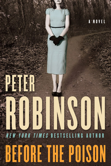 Before the Poison By: Peter Robinson