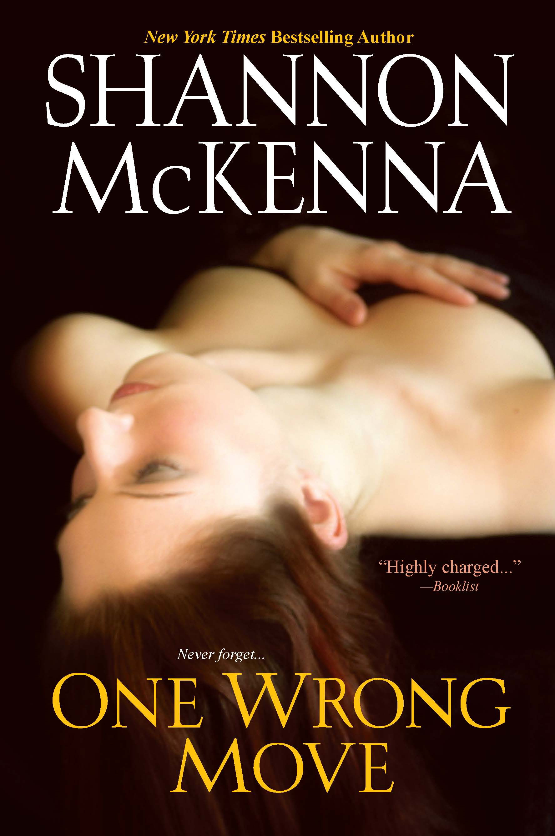 One Wrong Move By: Shannon McKenna