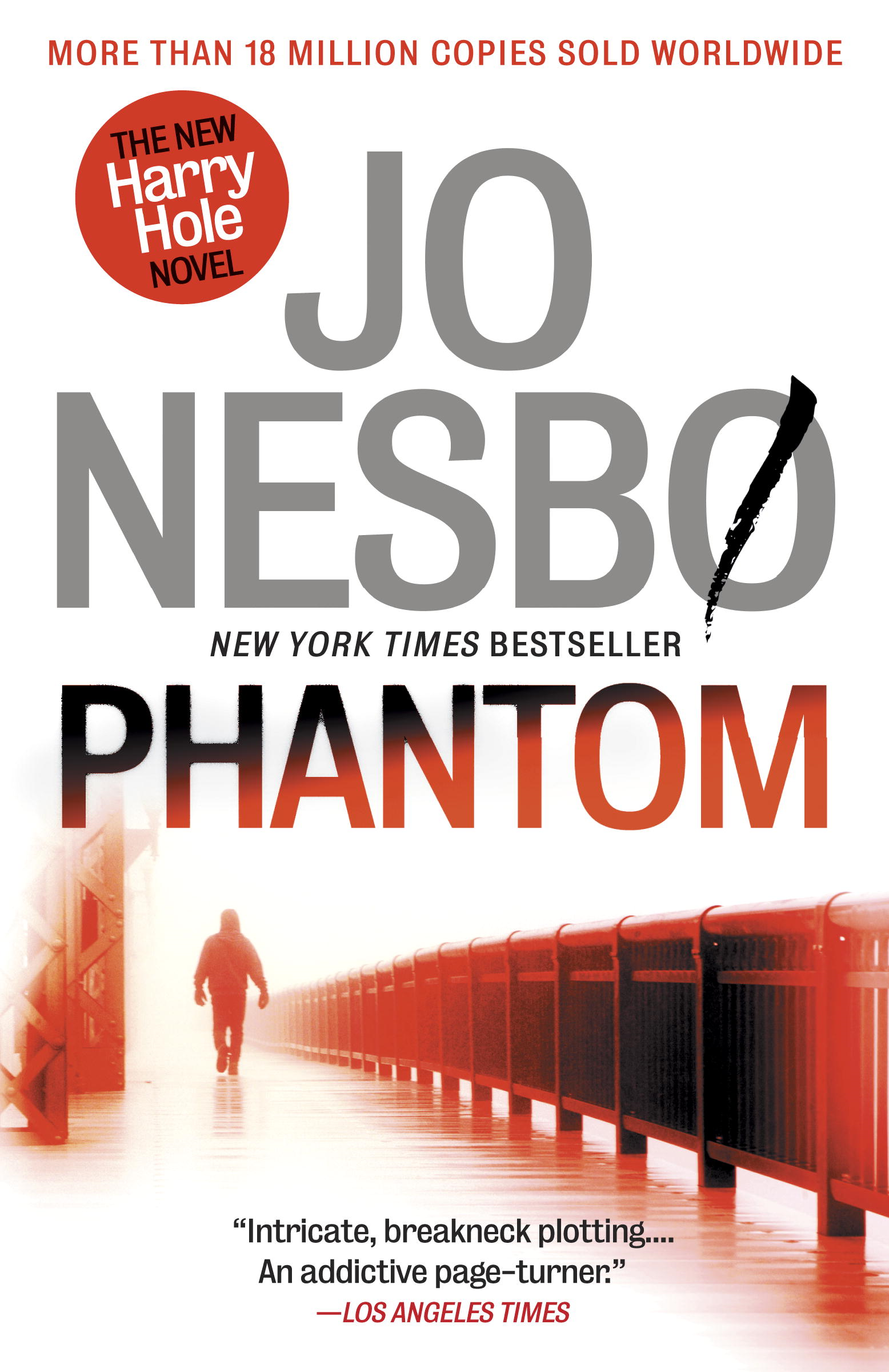 Phantom By: Jo Nesbo