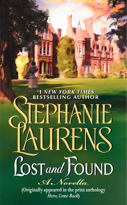 Lost and Found By: Stephanie Laurens