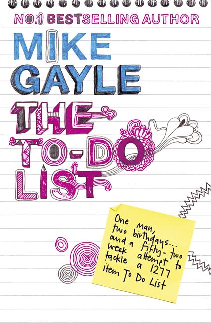 The To-Do List By: Mike Gayle