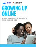 online magazine -  Growing Up Online