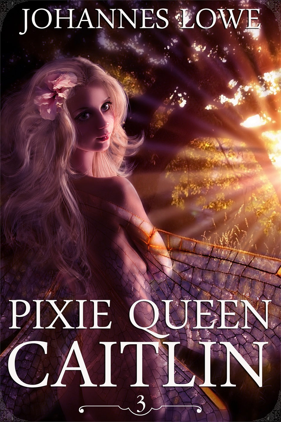 Pixie Queen Caitlin, Part Three: Endless Adventure (lesbian size-play / GTS, magic, futanari)