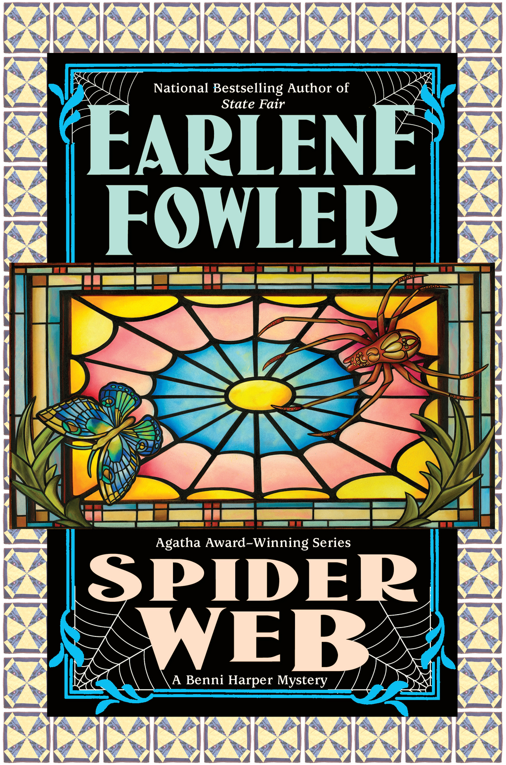 Spider Web By: Earlene Fowler