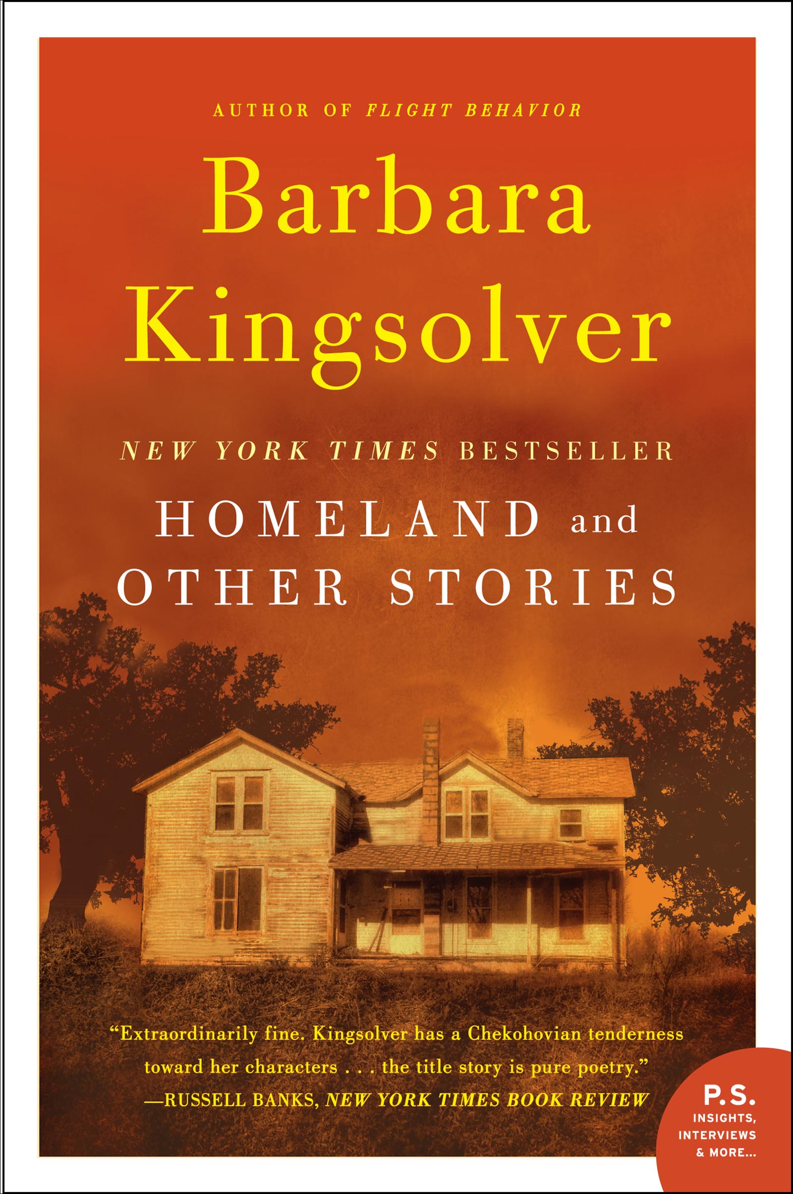 Homeland and Other Stories By: Barbara Kingsolver