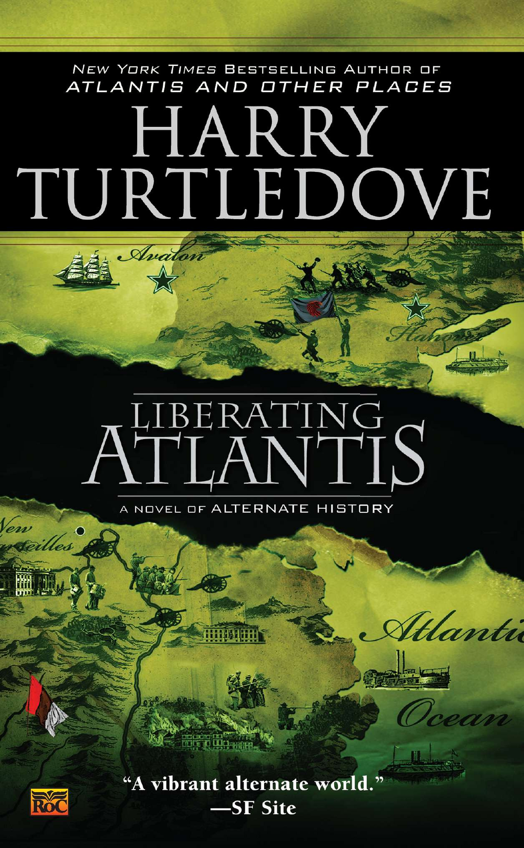 Liberating Atlantis By: Harry Turtledove