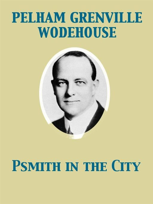 Cover Image: Psmith in the City