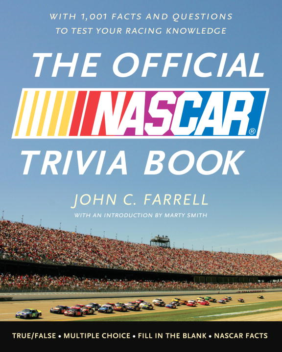 The Official NASCAR Trivia Book