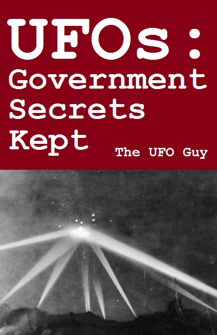 UFOs:‭ ‬Government‭ ‬Secrets Kept