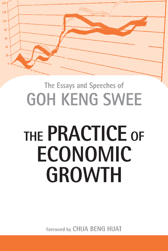 The Practise of Economic Growth