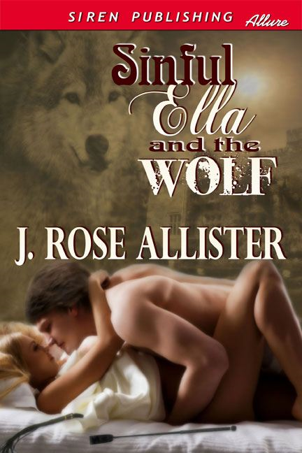 Sinful Ella and the Wolf